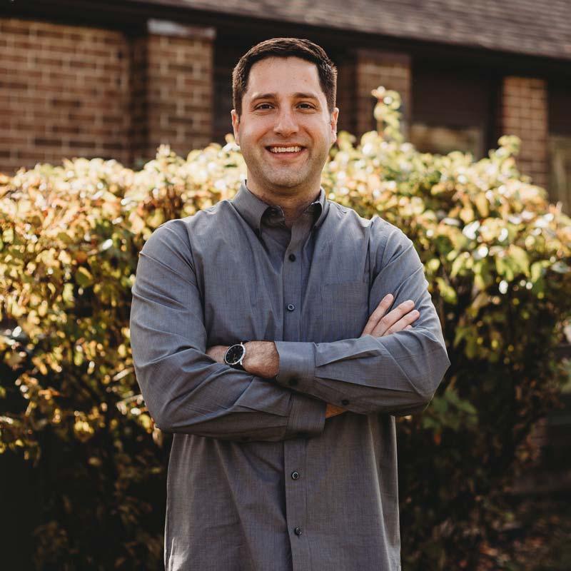 Jeffrey Antioho headshot