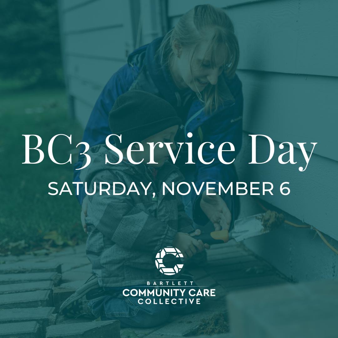 bc3 service day November 6
